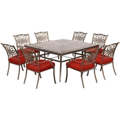 Hanover Traditions 9 pc. Square Dining Set