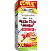 Purely Inspired Apple Cider Vinegar 100 ct.