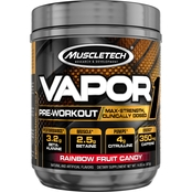 Muscletech Vapor One Rainbow Candy 20 Servings
