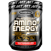 Muscletech Amino + Energy Tropical Mango 30 Servings