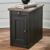 Ashley Tyler Creek Chairside End Table