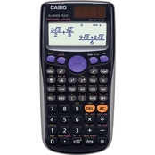 Casio PLUS Scientific Textbook Display Calculator