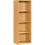 Hodedah 4 Shelf Bookcase