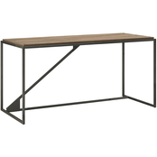 Bush Furniture Refinery 62W Industrial Desk
