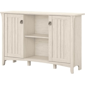 Bush Furniture Salinas Storage Cabinet with Doors