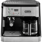 DeLonghi 15 Bar Combination Espresso and Drip Coffee Machine