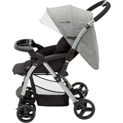 Jeep Unlimited Reversible Handle Stroller