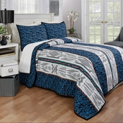 Brooklyn Flat Dakota Reversible Quilt