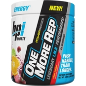 BPI Sports One More Rep Dietary Supplement, 25 Servings