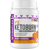 FINAFLEX PX KETOBURN Orange Dreamsicle Ketogenic Diet Support Shake 20 Servings