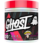 Ghost Pump Lemon Lime 30 servings