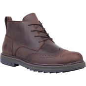 Timberland Men's Squall Canyon Wingtip Waterproof Hiking Boots