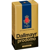 Dallmayr Prodomo Ground Coffee 3 pk.
