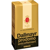 Dallmayr Decaffeinated Ground Coffee 3 pk.