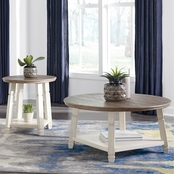 Signature Design by Ashley Bolanbrook Occasional Table Set