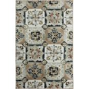 Mohawk Home Painted Tile Area Rug
