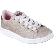 Skechers Girls Shimmer Street Sneakers