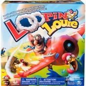 Hasbro Loopin' Louie Board Game