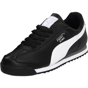 Puma Roma Basic + Black/White/Silver