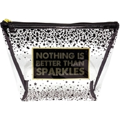 Allegro Sparkle and Shine Large Clutch