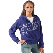 Touch by Alyssa Milano NFL Women's Ground Game Hoodie
