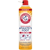 Arm and Hammer Athlete's Foot Spray 4 oz.