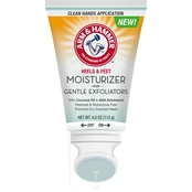 Arm & Hammer Heels & Feet Moisturizer Plus Gentle Exfoliators