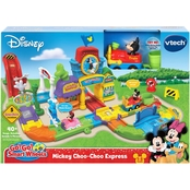 VTech Go! Go! Smart Wheels Mickey Choo-Choo Express Playset