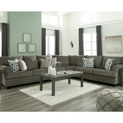 Signature Design by Ashley Dorsten 3 pc. Queen Sofa Sleeper Sectional