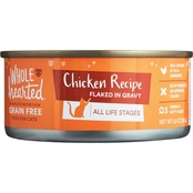 WholeHearted Grain Free All Life Stages Chicken Formula Wet Cat Food