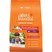 WholeHearted Grain Free Chicken and Pea Recipe Dry Puppy Food