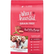 WholeHearted Grain Free All Life Stages Beef and Pea Formula Dry Dog Food