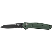 Benchmade Osborne 940SBK Knife with Black Combo Edge