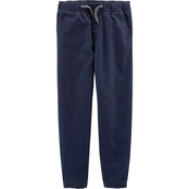 OshKosh B'gosh Little Boys Woven Jogger Pants