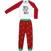 JelliFish Kids Girls 2 pc. Pajamas Set