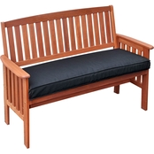 CorLiving Miramar Hardwood Outdoor Bench
