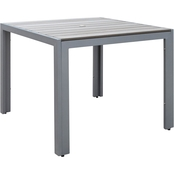CorLiving Gallant Square Outdoor Dining Table