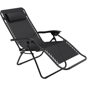 CorLiving Riverside Textured Zero Gravity Patio Lounger