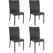 Sonax Park Terrace Patio Dining Chairs 4 pk.