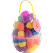 Easter Eggs in Fun Egg Tote 60 ct.