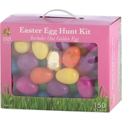 GiGi Seasons Fillable 2.5 in. Easter Eggs 150 ct.