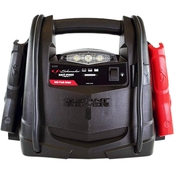 Schumacher 600 Peak Amp Jump Starter + Portable Power