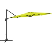 CorLiving Deluxe Offset Patio Umbrella