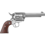 Ruger Vaquero 45 LC 5.5 in. Barrel 6 Rnd Revolver Stainless Steel