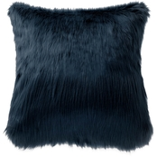 Highline Bedding Co. Jakarta 18 x 18 in. Fur Decorative Pillow