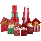 Alder Creek Holiday Gift Tower 3 Boxes