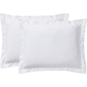 Highline Bedding Co. Sullivan Solid Shams 2 Pk.
