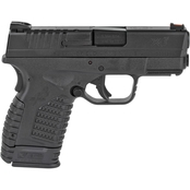 Springfield XDS Gear Up 9MM 3.3 in. Barrel 8 Rds 5-Mags Pistol Black