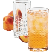Libbey Glass 4-pc. Harlow Cooler Set