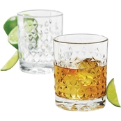 Libbey Glass 4-pc. Harlow Double Old Fashion Set
